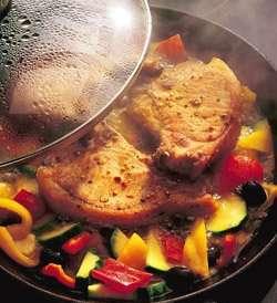 Prøv også Koteletter med spansk vri.