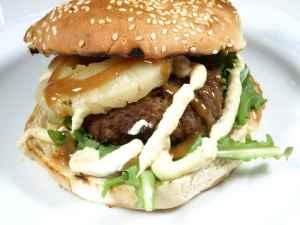 Prøv også Hawaiiburger.
