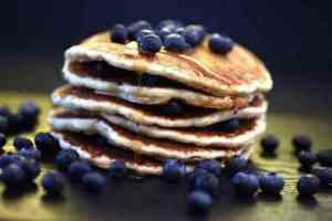 Prøv også Kanadiske blåbærpannekaker.