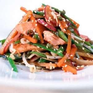 Prøv også Ishavsrøye i wok.