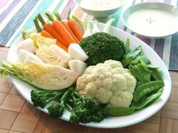 Prøv også Grønnsakfat med gode sauser.