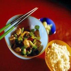 Prøv også Ishavsrøye med lime og koriander i wok.