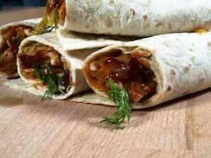 Prøv også Burritos med kylling.