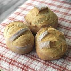 Prøv også Mormors hvetebrød.