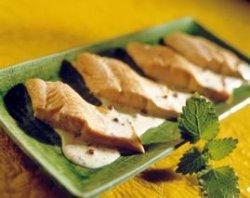 Prøv også Dampet Ishavsrøye med sitronmelisse.