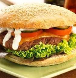 Prøv også Grillburger til venner.