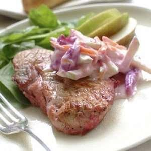Prøv også Rød og lett skinkebiff.