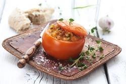 Prøv også Store, fylte tomater.