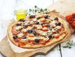 Prøv også Enkel tomatpizza.