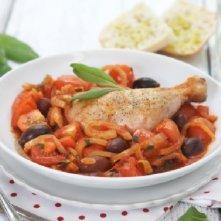 Prøv også Tomat- og kyllingpanne.