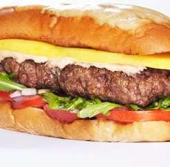 Langburger oppskrift.