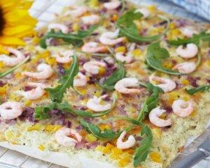 Prøv også Sommerpizza.