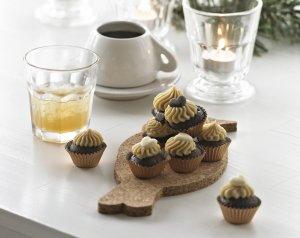 Prøv også Baileys mini muffins.