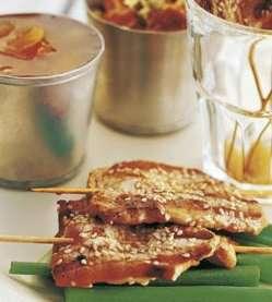 Prøv også Sataymarinert skinkebiff.
