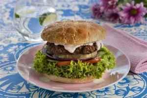 Prøv også Grillet hawaiiburger.