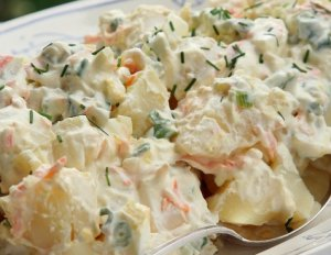 Prøv også Potetsalat med egg 2.