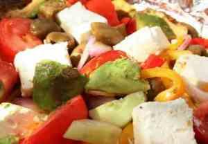 Prøv også Grillet gresk salat.