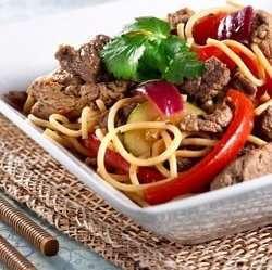 Prøv også Varm pastasalat 2.