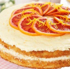 Prøv også Frisk sitron- og appelsinkake.