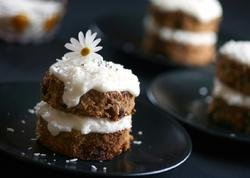 Prøv også Gulrotkake med rosiner og valnøttkjerner.