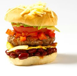 Try also Mexicansk burger.