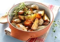Prøv også Ovnsbakte poteter og jordskokker.