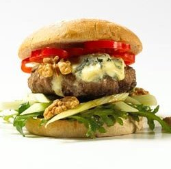 Prøv også Blåmuggburger.