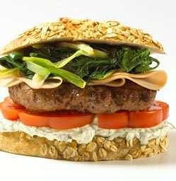 Bohemian burger oppskrift.