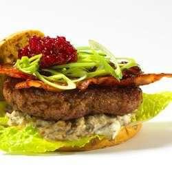 Prøv også Hytteburger.