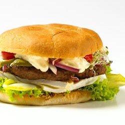 Prøv også Fransk burger.