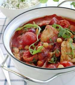 Prøv også Tomatgryte med skinkebiff.