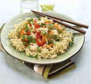Prøv også Wok med kål og kylling.