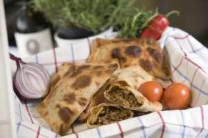 Prøv også Empanadas med kjøtt.