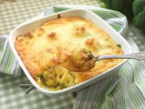 Prøv også Grønnsakgrateng med blomkål og brokkoli.