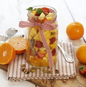 Prøv også Fruktsalat med pistasjenøtter.