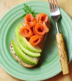 Prøv også VM-smørbrød med røkelaks og avokado.