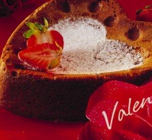 Prøv også Valentinsjokoladekake.