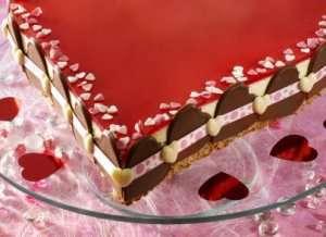 Bilde av Valentinskake 2.