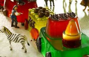 Safari-lokomotiv oppskrift.