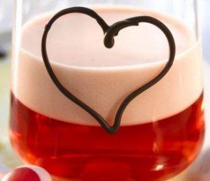 Prøv også Pink Lady dessert.