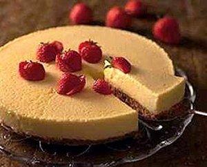 Prøv også Amerikansk ostekake 2.