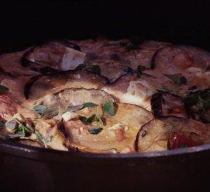 Prøv også Auberginepanne med feta.