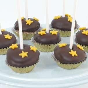 Suksess cake pops oppskrift.