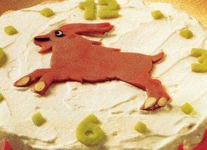 Prøv også Stenbukkens kake, 22. desember - 20. januar.