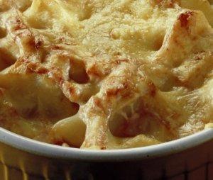 Prøv også Potetform med ost.