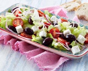 Prøv også Gresk salat 4.
