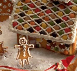 Prøv også Ingrids pepperkakeoppskrift til figurer og hus.