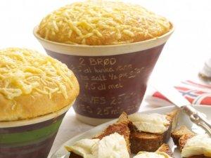 Prøv også Pottebrød med ost.