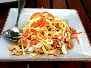 Prøv også Thai spicy mango salat.