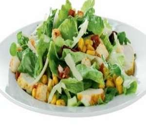 Prøv også Cæsarsalat med soltørket tomat, kylling og parmesan.